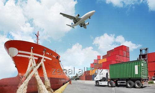 Заказать Мультимодальные перевозки через порт Одесса