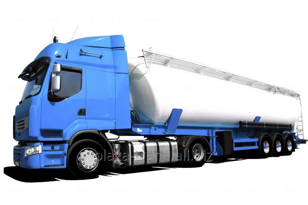 Заказать Перевозка нефтепродуктов, перевозка опасных грузов