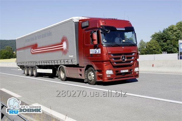 Заказать Перевозка грузов по Украине