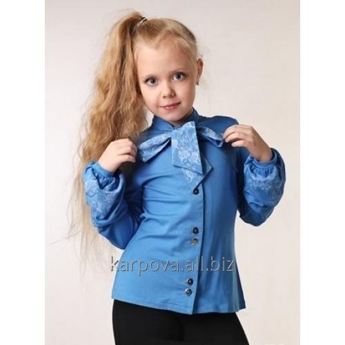 Заказать Пошив деткой блузы