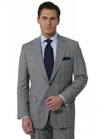 Заказать Пошив мужских костюмов