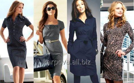 Заказать Пошив платья на каждый день