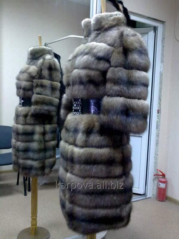 Заказать Ремонт и пошив одежды из меха