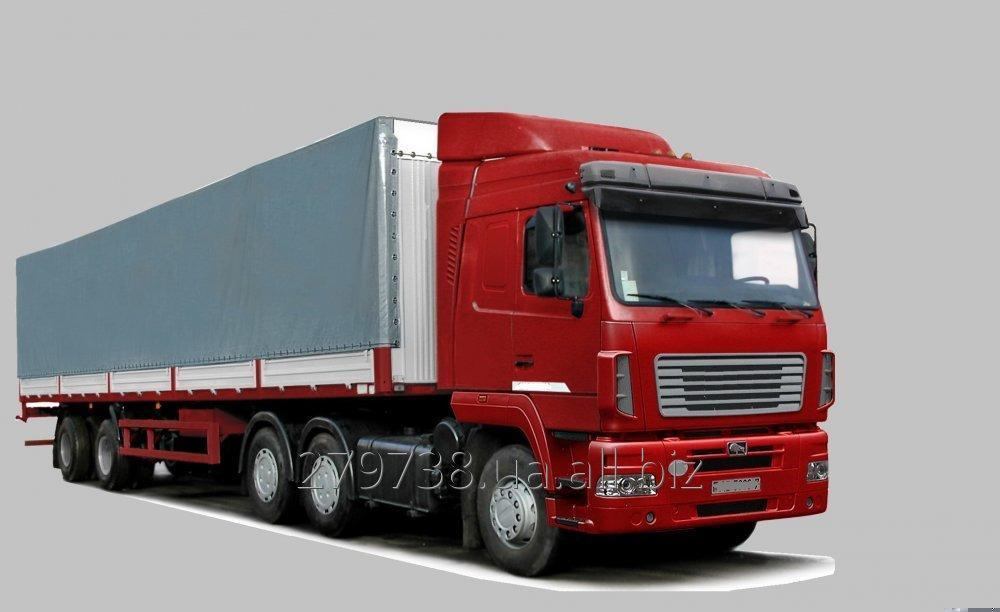 Order Freight automobile transportation - Road Freight Forwarding