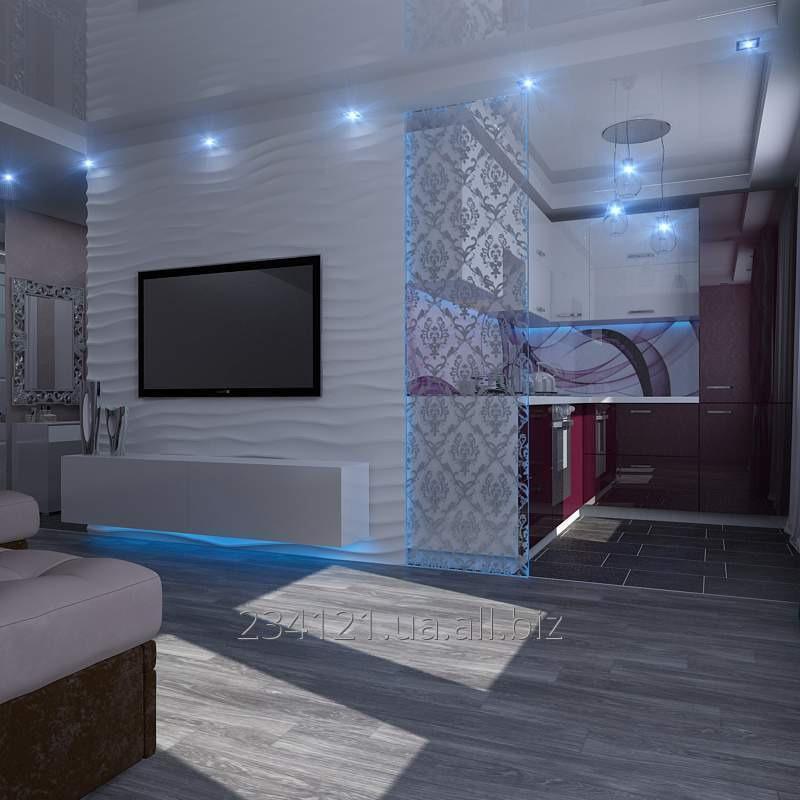 Заказать Дизайн интерьера квартир