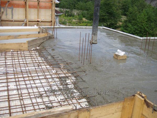 Заказать Заливка бетона