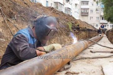 Заказать Монтаж внутренних и наружных газопроводов
