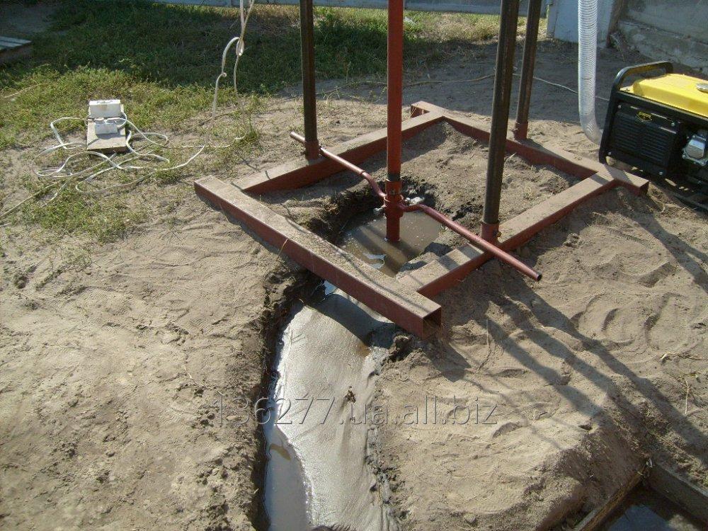Заказать Бурение скважин на воду. Проводим работы по бурению скважин для воды Бердянске, Приморске, Мелитополе.