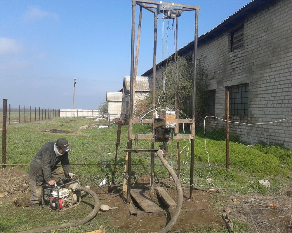 Заказать Бурение скважин под тепловые насосы. Бердянск, Приморск, Мелитополь