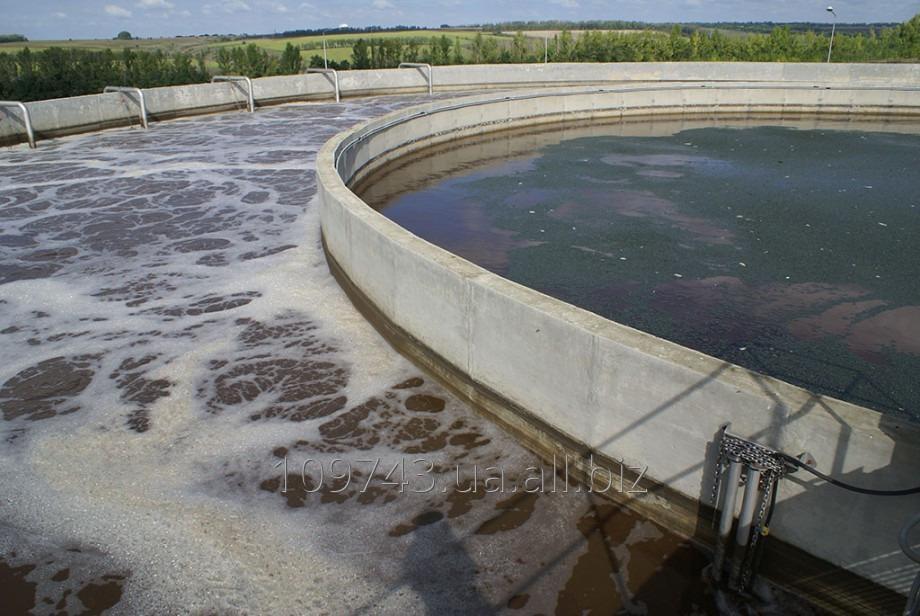 Заказать Очистка сточных вод мясной и рыбной промышленности
