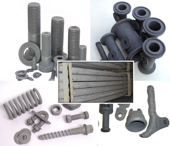 Заказать Услуги цинкования стальных и чугунных изделий, труб, металлопроката.