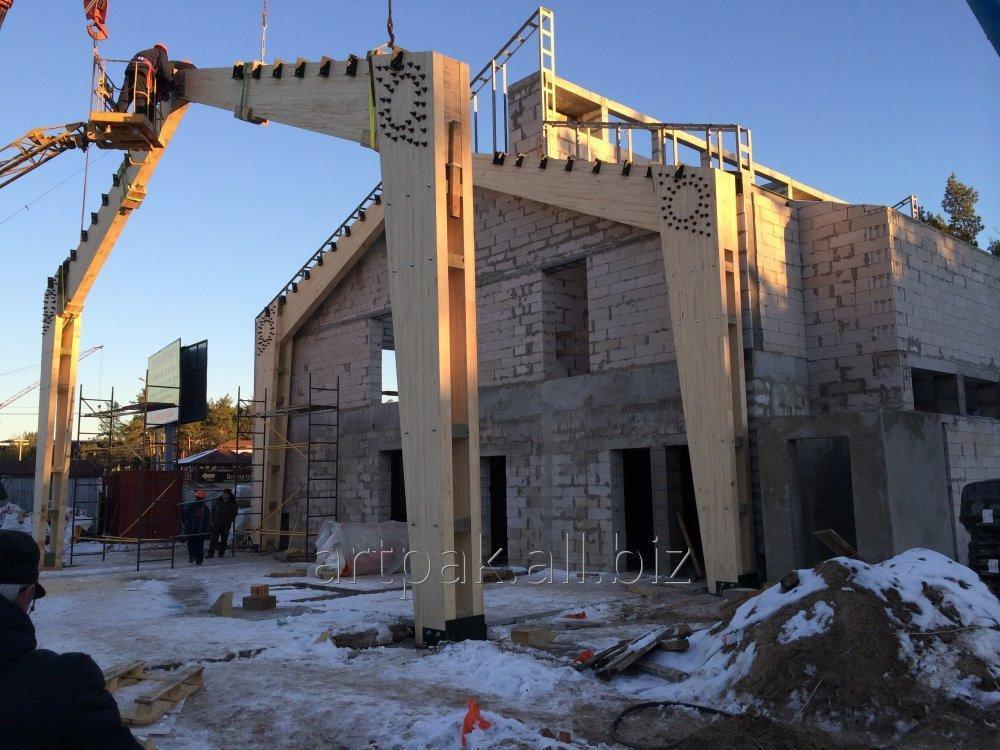 Заказать Строительство промышленных зданий и сооружений