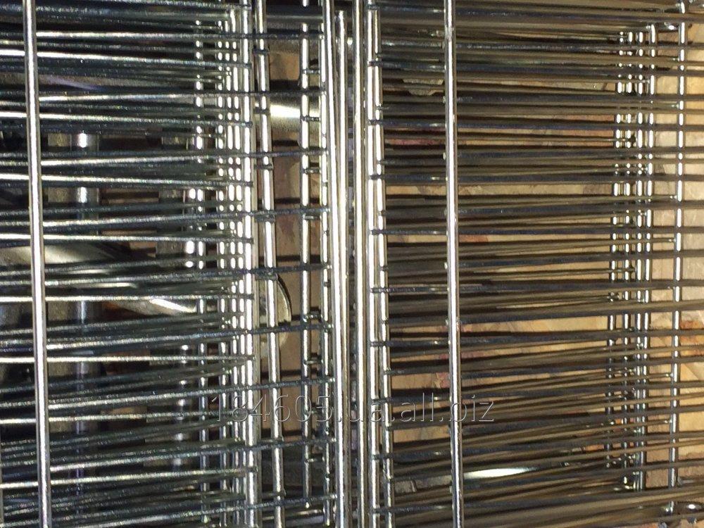 Заказать Цинкование промышленных товаров: корзины,пружины,ручки,рамки.кронштейны