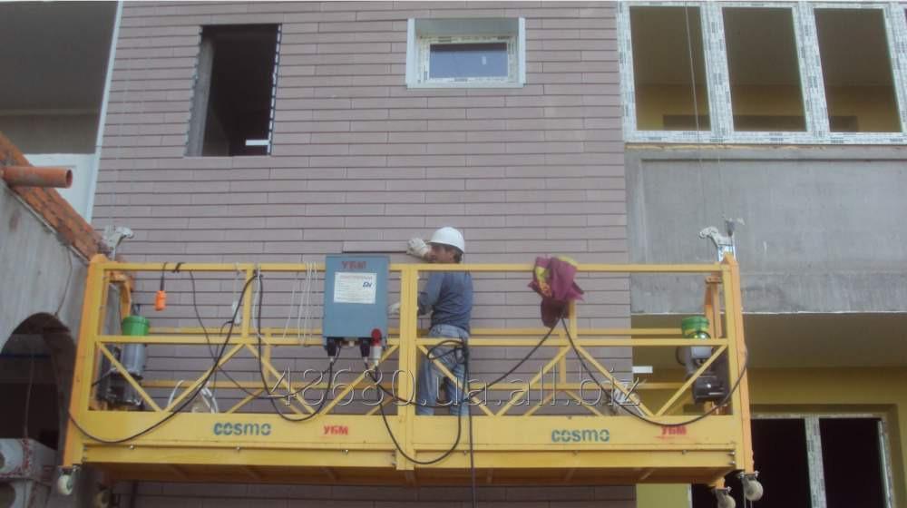 Заказать Устройство фасадов навесными вентилируемыми системами HOSTROCK™