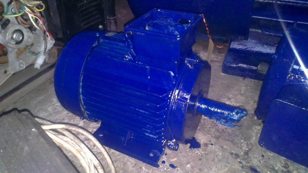 Заказать Текущий ремонт электродвигателей