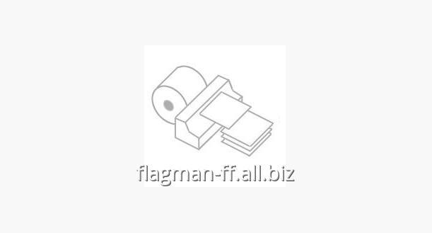 Флатовка рулонных материалов (порезка из рулона в литсы)