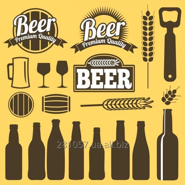 Заказать Изготовление этикетки на пиво