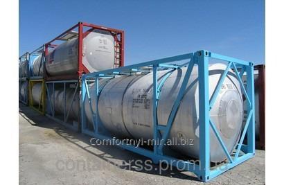 Заказать Аренда цистерн и других специальных контейнеров