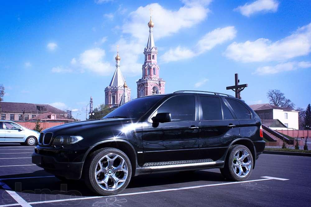 Заказать Прокат,аренда автомобиля (авто) на свадьбу BMW X5