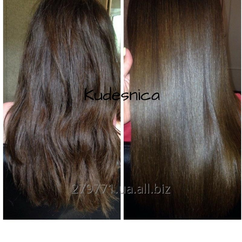 Заказать Кератиновое восстановление волос