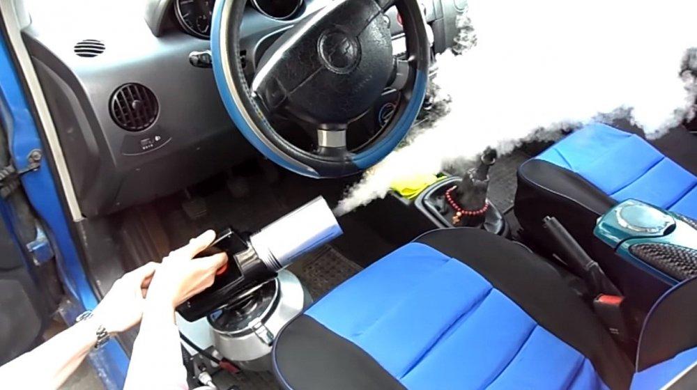 Заказать Устранение неприятных запахов и ароматизация помещений, автомобилей.