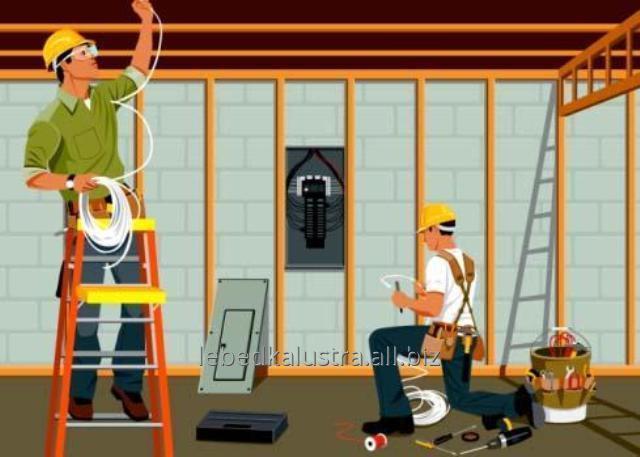 Заказать Все виды электромонтажных работ, умный дом