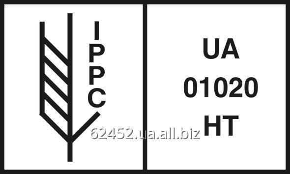 Заказать Услуги термообработки деревянной тары