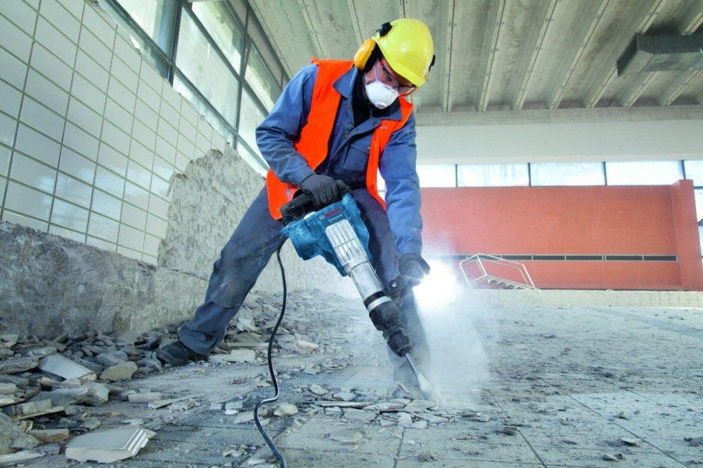 Заказать Демонтаж бетона