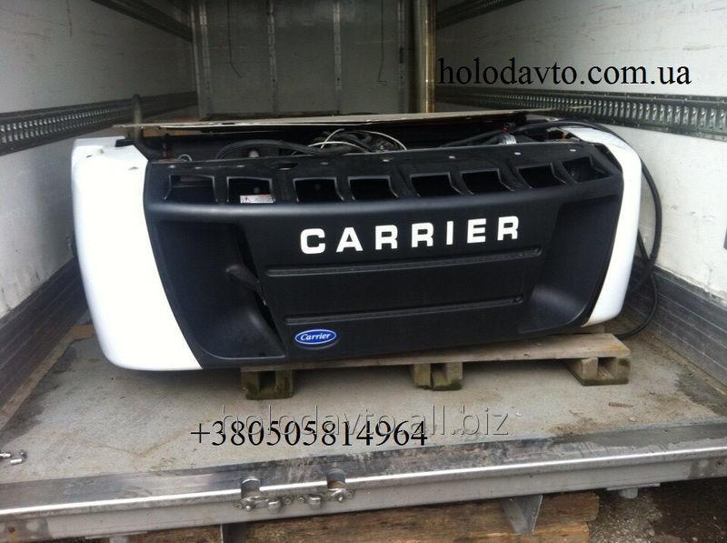 Заказать Холодильная установка Carrier Supra 950 2007 года