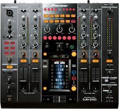 Заказать  Аренда Pioneer DJM-2000