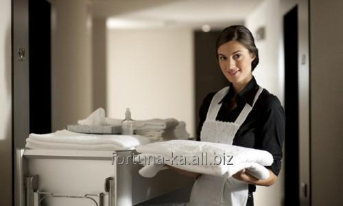 Заказать Трудоустройство в Польше Горничная в отель