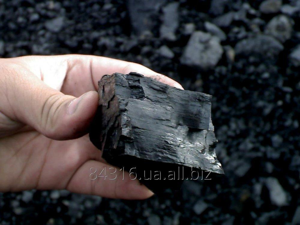 Заказать Уголь марок Газовый Антрацит