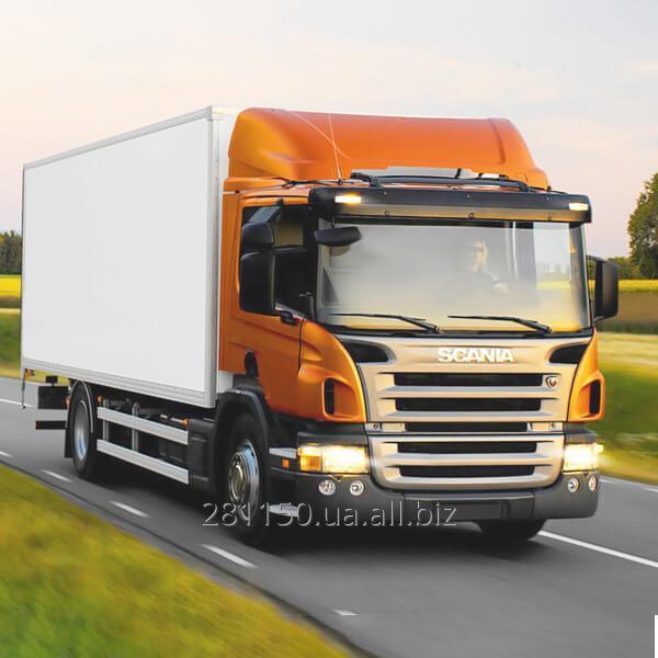 Заказать Перевозка грузов, требующих температурных режимов