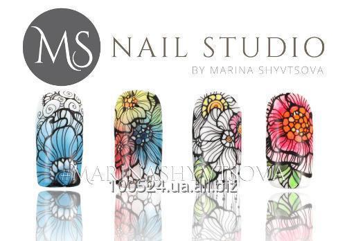 Заказать ГРАФИКА курсы по обучению дизайну ногтей