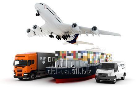 Заказать Грузовые мультимодальные перевозки