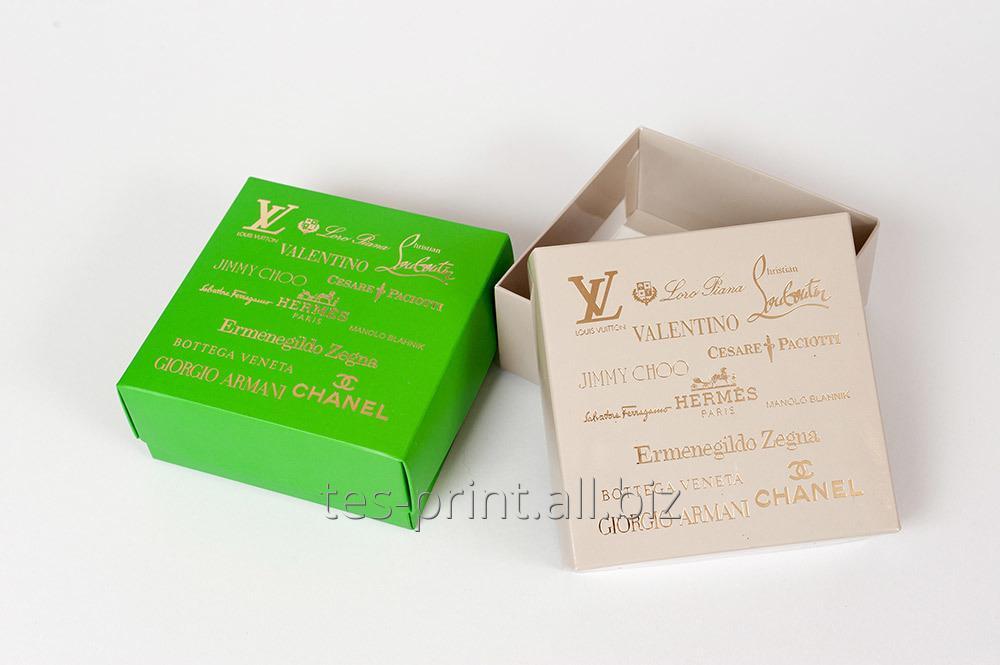 Заказать Изготовление подарочной упаковки на заказ