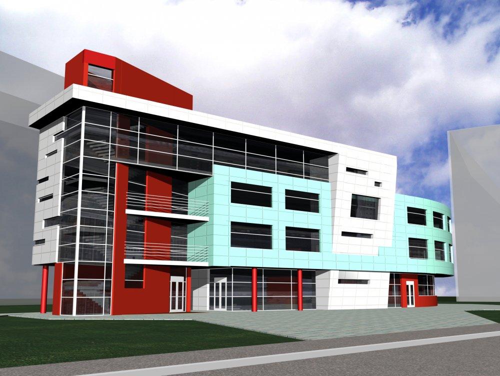 Заказать Архитектурная визуализация 3D AutoCAD