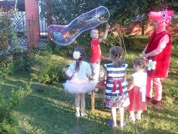 Заказать Аніматори, клоуни для проведення дитячих свят