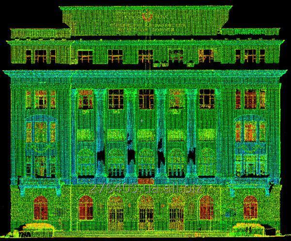 Заказать Построение 3D моделей фасадов