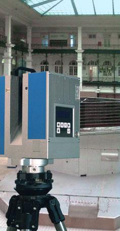 Заказать Обмерные работы для целей технического надзора и строительного контроля зданий и сооружений