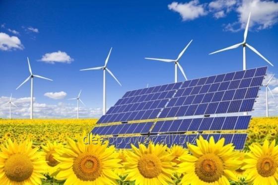 Заказать Солнечные батареи. Монтаж и установка солнечных панелей.