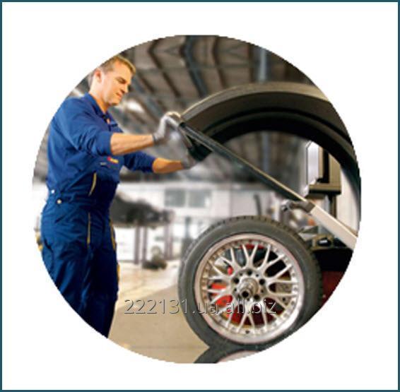 Заказать Балансировка грузовых и легковых шин