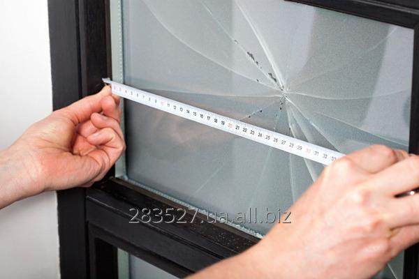 Заказать Монтаж и демонтаж стекла