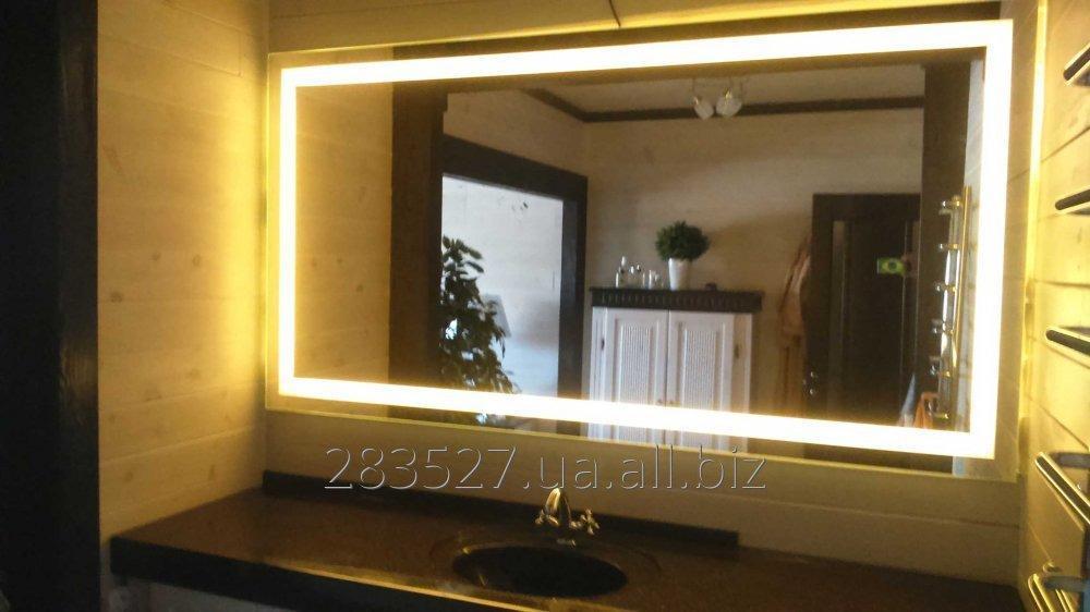 Заказать Зеркала с подсветкой