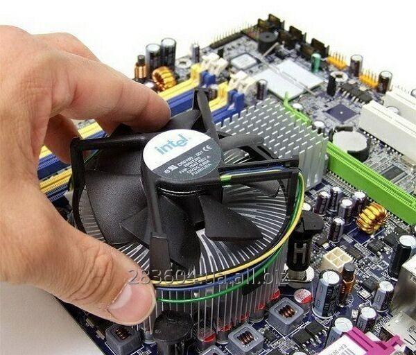 Заказать Чистка системы охлаждения компьютера