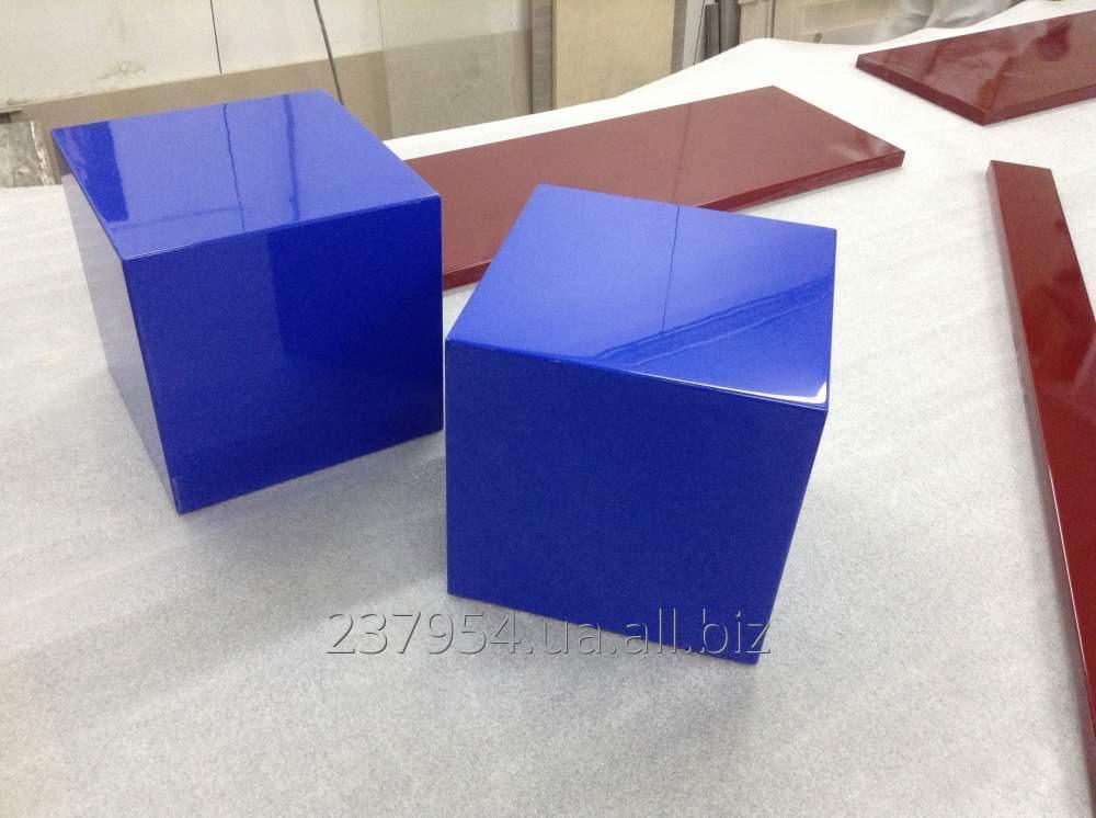 Заказать Покраска изделий из МДФ, пластика, матала
