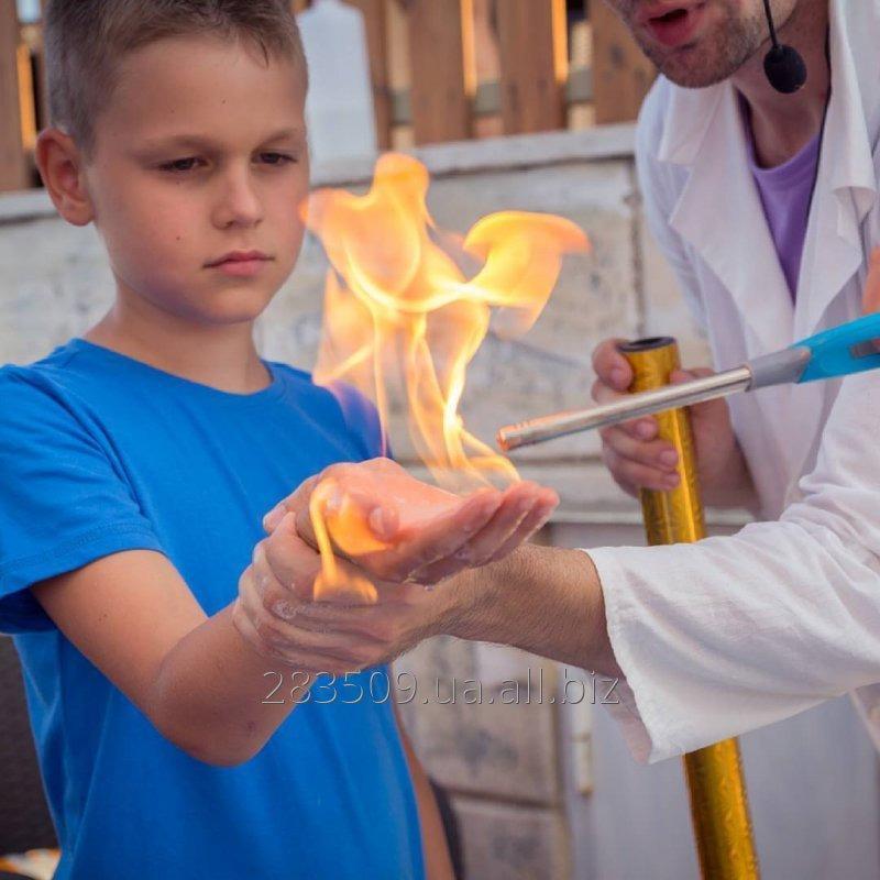 Заказать Научные опыты для детей