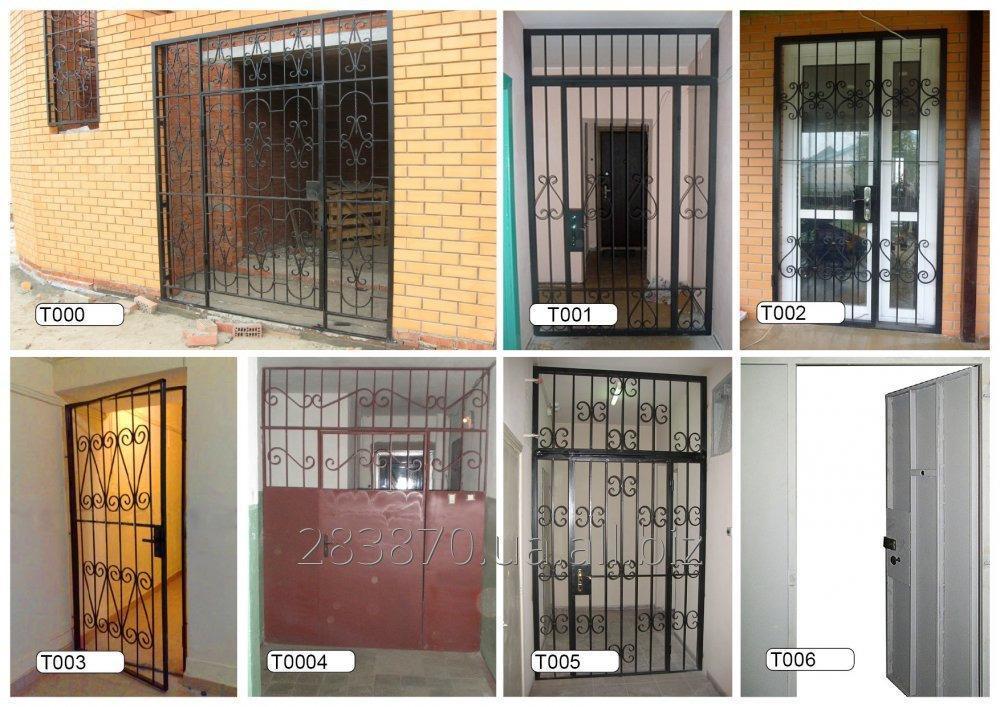 Заказать Металлические двери с установкой и гарантией