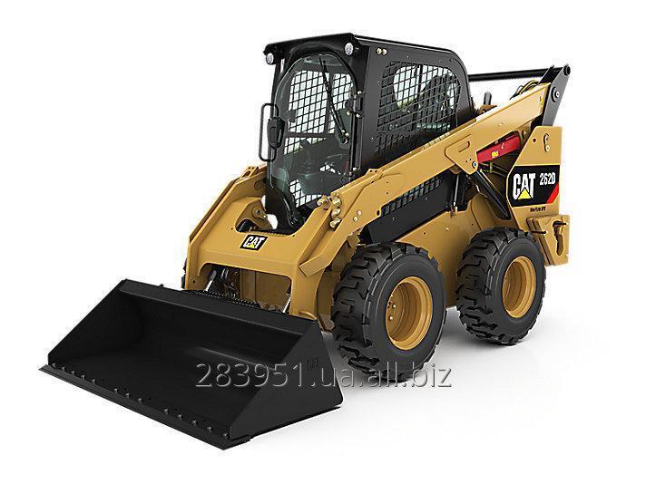 Заказать Погрузчик CAT 242 D с дорожной фрезой 450 см