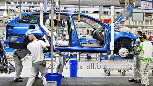 Заказать Разнорабочий на автомобильный завод в Чехию. Работа за границей.